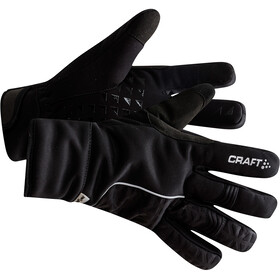 Craft Siberian 2.0 - Guantes largos - negro